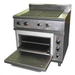 Плита электрическая 4-х конфорочная с духовкой. Рассрочка!
