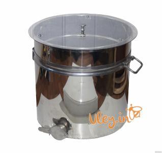 Бак для фасування меду 55 л. (відстійник для меду)