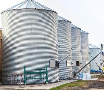 Силосы для хранения зерна