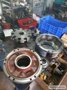 Ремонт гидронасоса Poclain Hydraulics PMVO-14