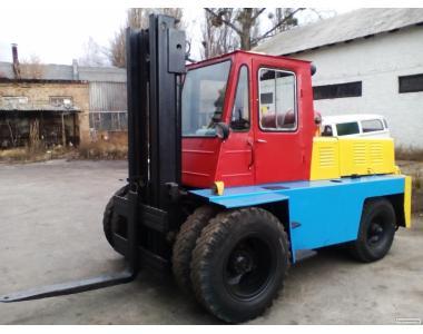 Навантажувач 5 тон Львів дизель