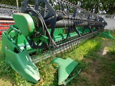 Жатка зернова John Deere-925 Flex 7,6 м