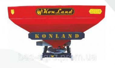 Розкидач мінеральних добрив KonLand KG-0800-1D