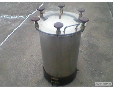 продаю:стерилизатор паровой(автоклав) 120