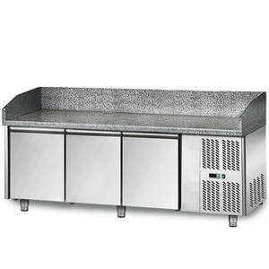 Стол для пиццы GGM POS208 (холодильный)