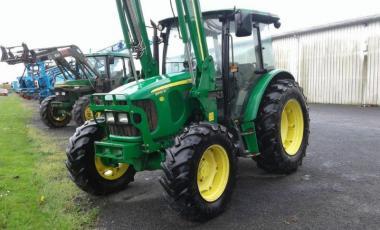 Трактор John Deere 5090M (2011)