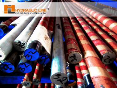 Промислова і мобільна гідравліка, штоки, хонингованные труби, ущільнення, для гідроциліндрів