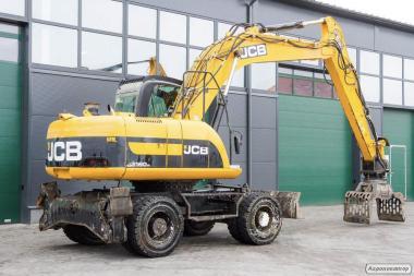 Экскаватор JCB JS160