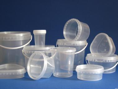 Тара пластикова (поліпропіленова) харчова