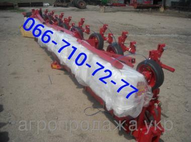 Червона Зирка Культиватор - Альтаир растениепитатель навесной КРНВ-5.6 на 12 рядов