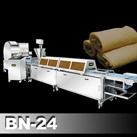 Автоматическая линия производства блинов с начинкой BN-24