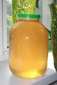 Продам домашній яблучний оцет