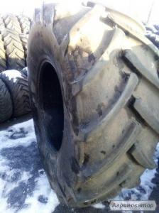 Продам шини б/у тракторні 650/75R32 (24.5 R32) 172A8 Continental
