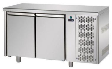 Морозильний стіл 2 двері Tecnodom TF 02 MID BT AL