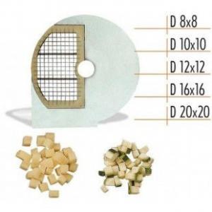 Диск для нарізки кубиками 8мм Celme CHEF D8x8 SX