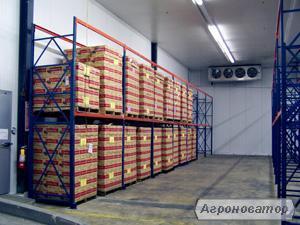 Холодилная морозильна камера склад оренда Київ