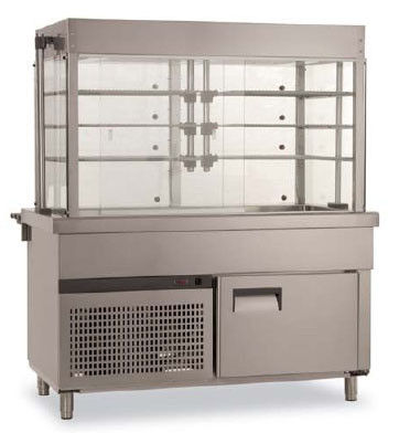 Холодильна вітрина SERVR1450