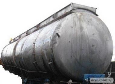 Цистерна 30м3 нержавейка