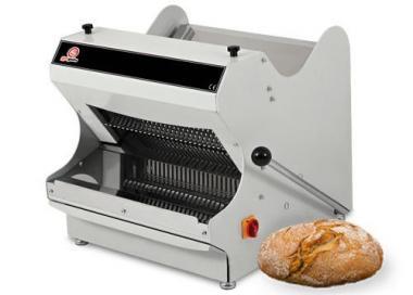 Машина для нарезки хлеба GGM TBE8 (настольная)