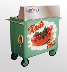 Візок для хот догів КИЙ-В ПП-Е