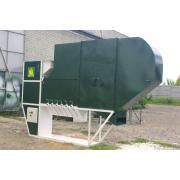 Безрешітний аеродинамічний сепаратор ІСМ-40 ЦОК чистка / калібрування