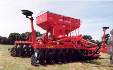 Сеялка зерновая SD