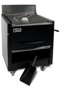 Гриль угольный PIRA BBQ-10 BLACK
