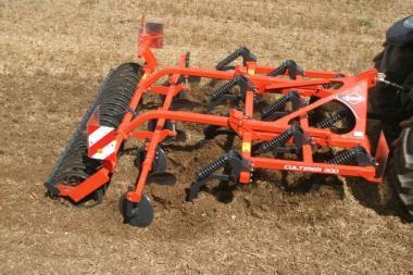 Дисколаповый почвообрабатывающий агрегат CULTIMER