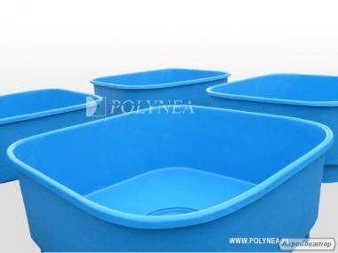 Живорибний басейн склопластиковий
