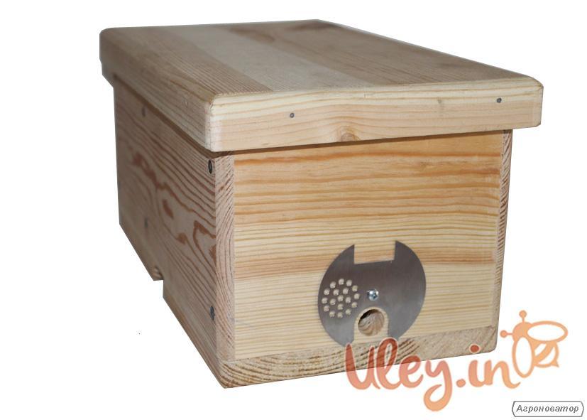 Нуклеус дерев'яний, на 4 рамки
