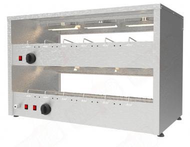 Тепловая витрина Orest VTB-1,1-hi (инфракрасный нагрев)