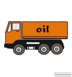 Перевезення нафтопродуктів (бензин, ДП, гас, послуги бензовозу)