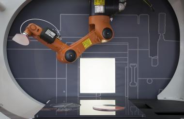 Робот промышленный KR 6 R900 fivve (KR Agilus)