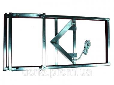 Механизм для обрезки рамок горизонтальний КЛИН паровой нож, нержавеющая сталь