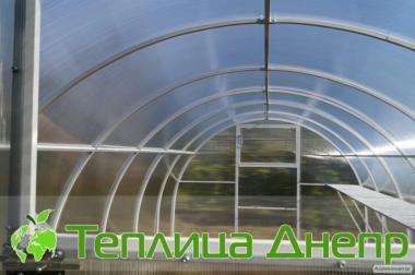 Надійні Теплиці з полікарбонату з доставкою по Україні