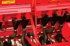 Сеялка прицепная зерновая Астра (СЗ) 5,4А-06 Эльворти (с ТУ, вариатором, прикат. катками, сист. конт