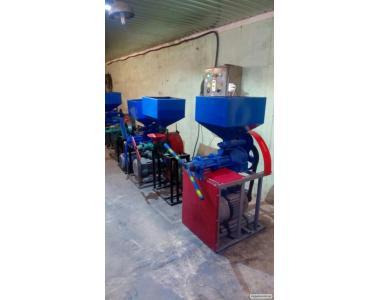 Экструдер зерновой с соевой насадкой, новый 150-160 кг час