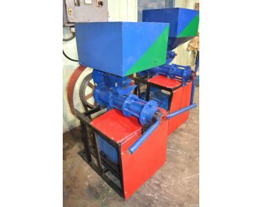 Екструдер зерновий з соєвого насадкою, новий 150-160 кг год