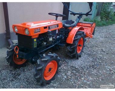 Японський міні-трактор Kubota b6000 Б/У, Без пробігу по Україні