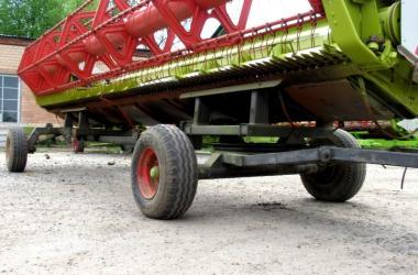 Візок Claas Lexion 7,5 метрів (2001)