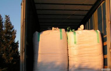 Биг-бэг, мягкий контейнер на 1 тонну