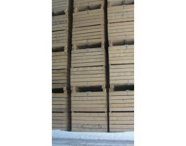 Ящики дерев'яні для зберігання сільськогосподарської продукції