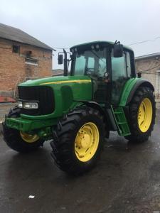 Трактор John Deere 6520 (2003)