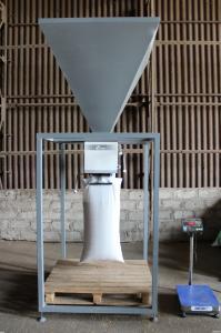 Дозатор весовой для сыпучих продуктов (сахар, крупы, зерно, семена)