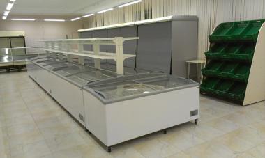 Лари, ларь-бонеты, прикассовые и торговые морозильные камеры