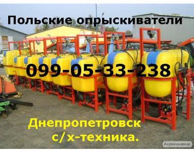 Опрыскиватель штанговый ОП-1000л. Jar-Met