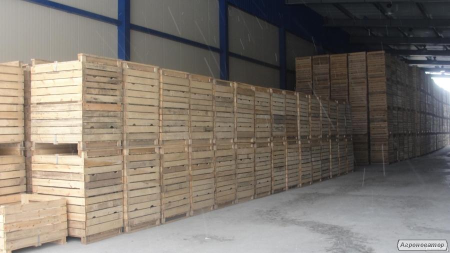 Контейнера деревянные от производителя