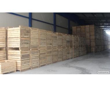 Контейнери дерев'яні від виробника