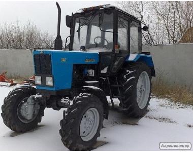 Продам новий трактор МТЗ 82.1