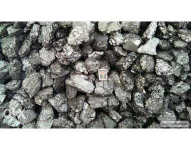 Продам вугілля Антрацит Горіх(АТ), крупний горіх (АКО)